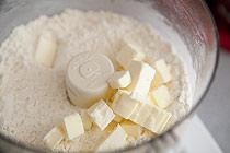 Рецепт: тесто для сладкого пирога (коржей)