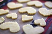Рецепт: Песочное печенье